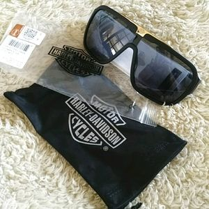 NWT Men's Harley-Davidson Sport Shield